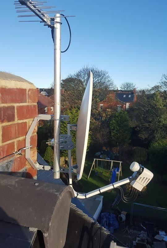 South Shields Aerial | Paul Davis TV Aerials