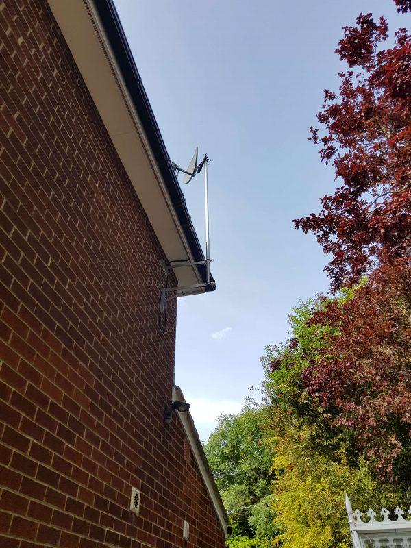 South Shields Satellite Dish   Paul Davis TV Aerials